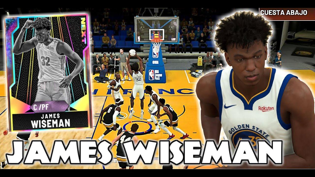 James WISEMAN ÓPALO    NBA2K20