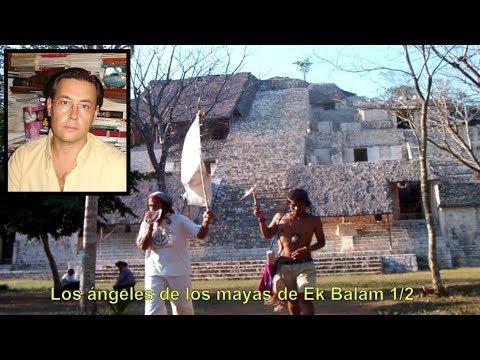 """Canal de misterio """"Luz de Ilunum"""". Los ángeles de los mayas de Ek Balam. 1/2."""