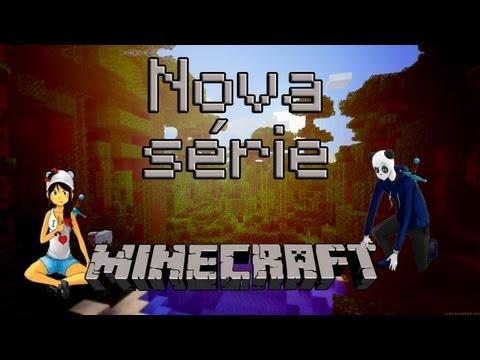 Apresentação Da Nova Serie De Minecraft