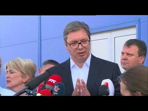 Aleksandar Vučić odgovara na pitanja 05.10.2017.