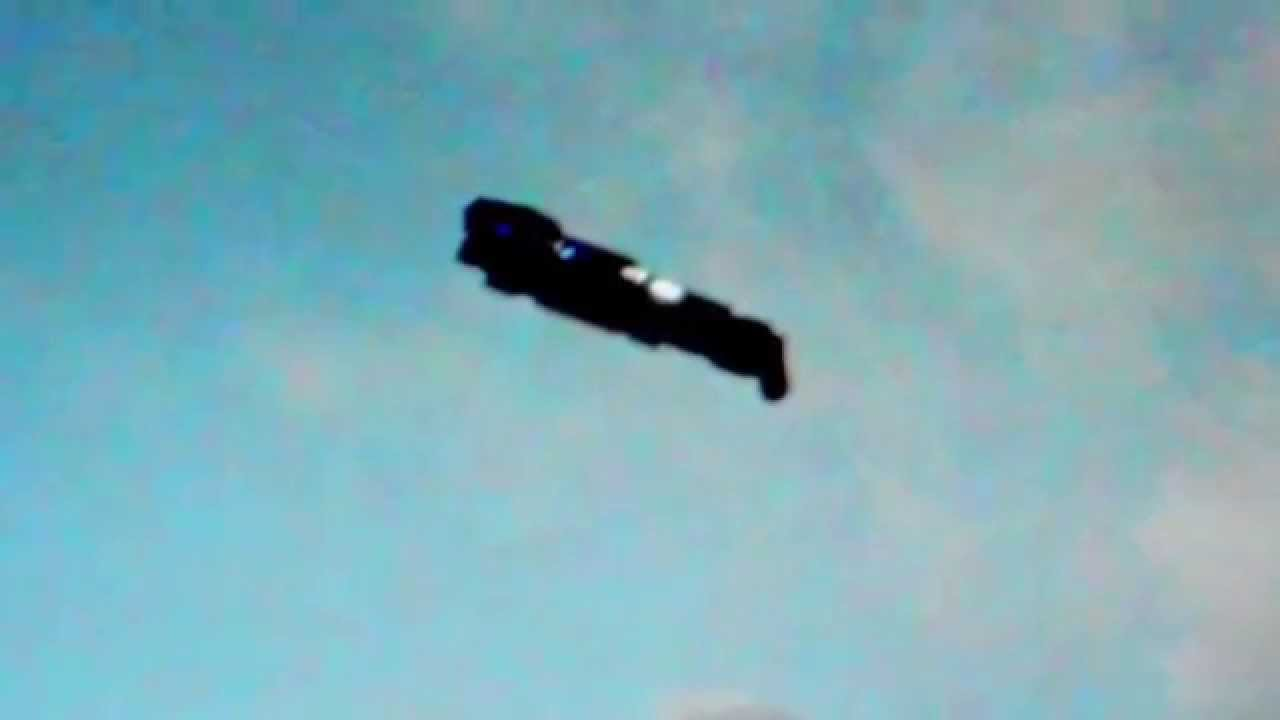 ufo sightings cigar shaped ufo captured over napa just
