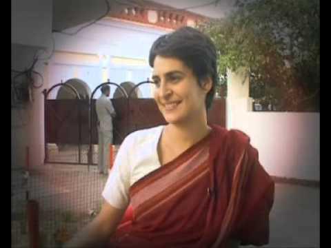 Priyanka Gandhi Interview