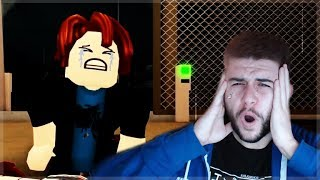 REACTING TO The Last Guest 2 (The Prodigy) - Heart Breaking Roblox Movie (2)
