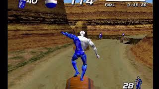 """[TAS] PSX Pepsiman: The Running Hero """"100%"""" by N?K in 20:11.04"""