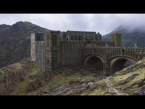 Matte Painting with Maxx Burman