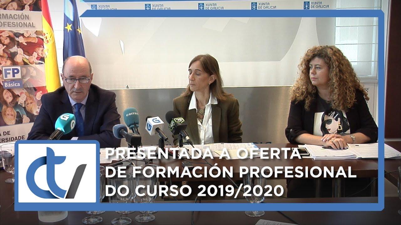 Oferta Fp Galicia 2019 2020