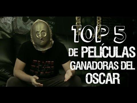 TOP 5 PELÍCULAS QUE GANARON EL OSCAR | Lumiere Reviews