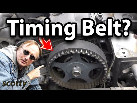 Does Your Car Really Need A New Timing Belt?