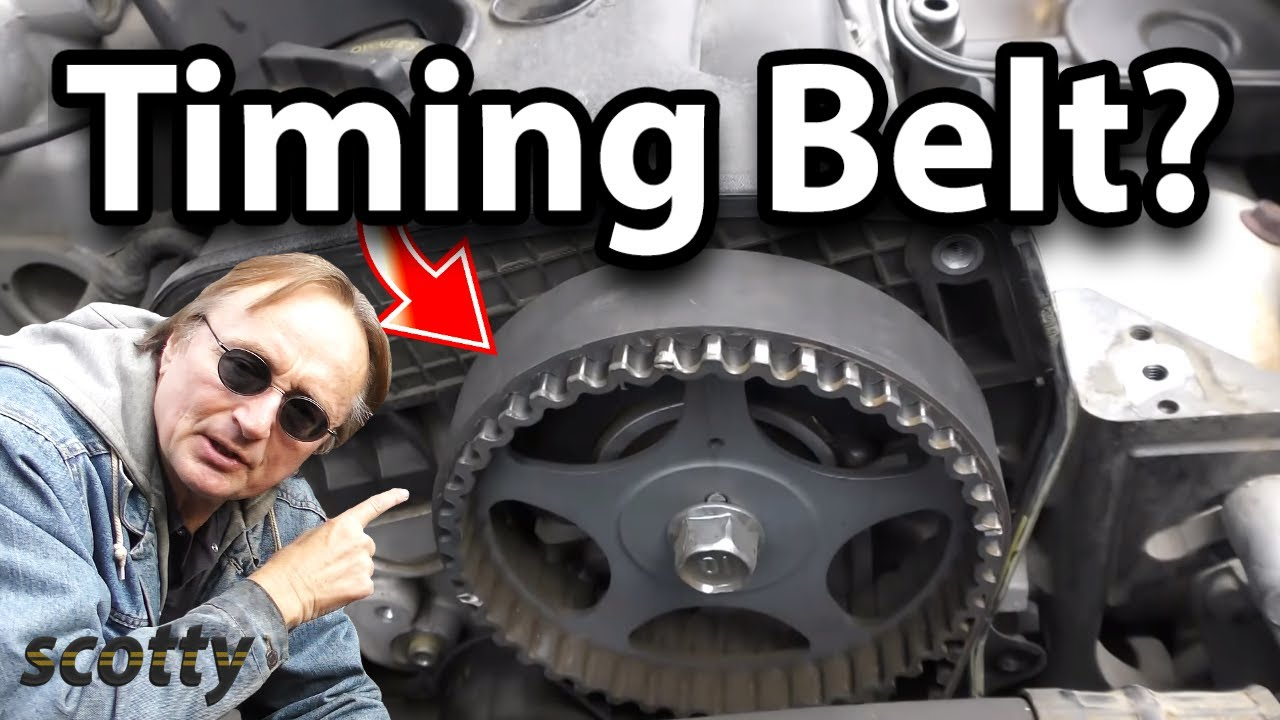 Car Timing Belt >> How To Tell If Your Car Needs A New Timing Belt Scotty