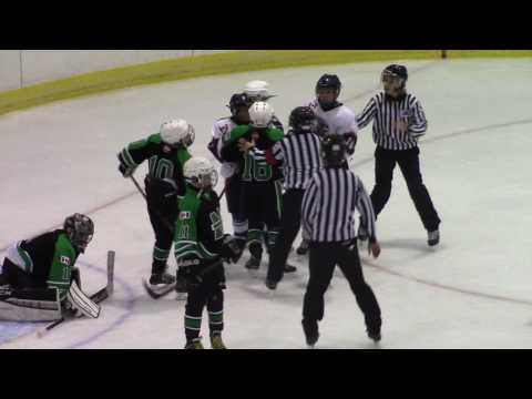 PEEWEE A2 Surrey vs A1 Mission - Exhibition Game - Sept 21, 2016 5-2W 2nd Period