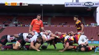 Karl Tuinukuafe - North Harbour Scrums 2017