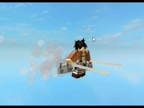 Roblox Attack On Titan 3DMG ODM Gear #2 [SPEED BUILD ...