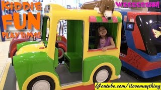 Kiddie Car Rides, Arcade Games, Amusement Center, Kiddie Theme Parks, Build A Bear, etc...