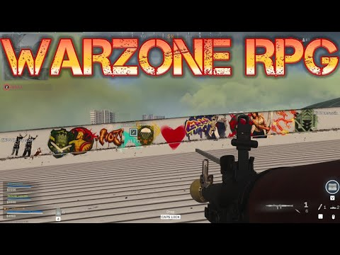 COD MW | Warzone Battle Royale | RPG Highlights | Win