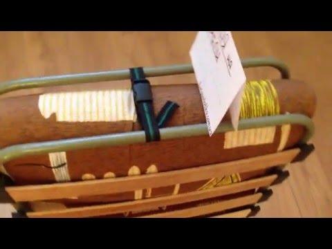 """Раскладная кровать """"Детская на ламели"""" в сложенном виде. Обзор раскладных кроватей и раскладушек."""