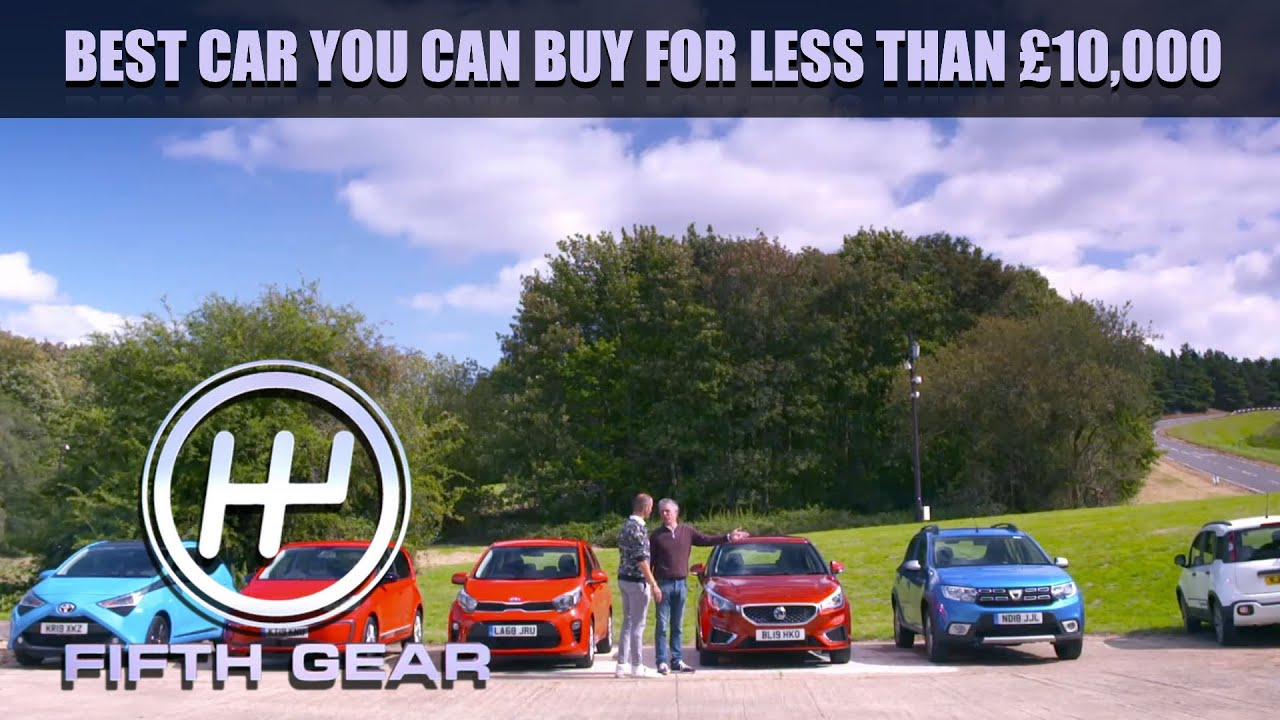 Best Cars for under £10,000 | Fifth Gear