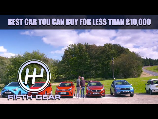 Best Cars for under £10,000   Fifth Gear