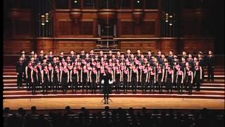 Samiotissa (Greek folk) - National Taiwan University Chorus