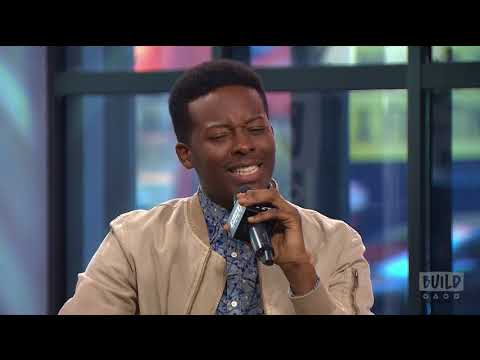 """Brandon Micheal Hall Speaks On His Role In """"The Mayor"""""""