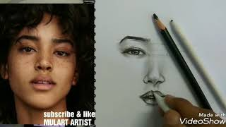 Download Video Alat gambar DUSEL untuk mengarsir gambar sketsa wajah | dusel to fix the sketch MP3 3GP MP4
