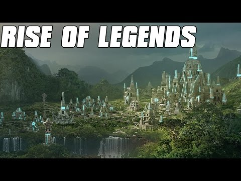 Rise of Legends - Aztec Space Army