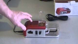 Magic Roller How to use electric rolling machine injector