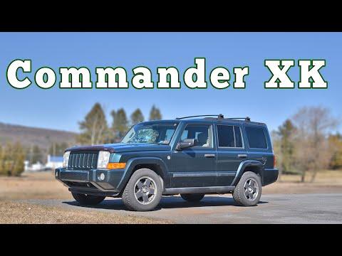 2006 Jeep Commander: Regular Car Reviews