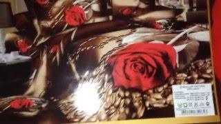 Постельное белье 3D(http://shtory-style.ru/postelnoe-bele/ группа ВКонтакте https://vk.com/shtorystyle Постельное белье 3 D рисунок., 2015-12-21T20:38:44.000Z)