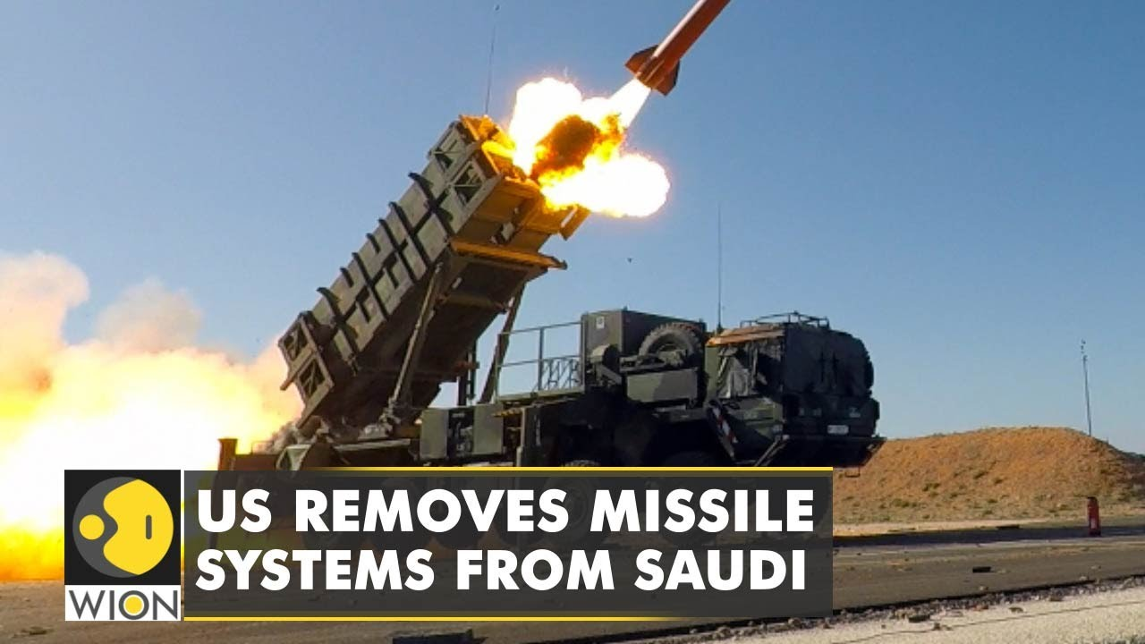 Download US removes its missile systems out of Saudi Arabia   Latest English News Updates   WION