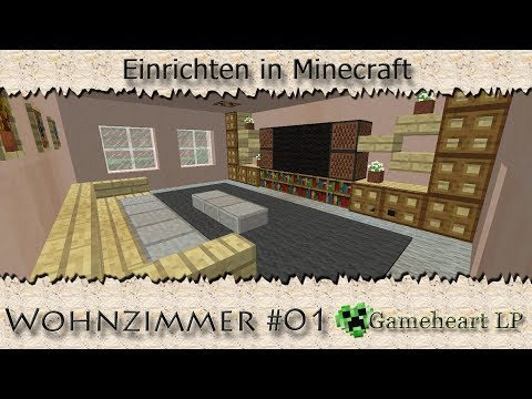minecraft einrichtung badezimmer tutorial. Black Bedroom Furniture Sets. Home Design Ideas