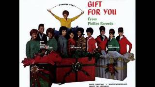 Silent Night by Phil Spector & Artists on 1963 Mono Philles LP.