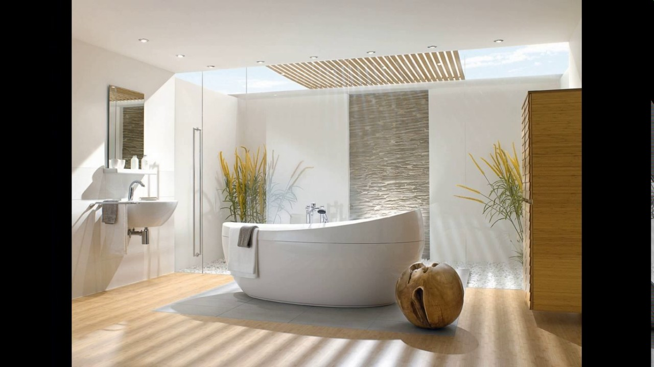 Italian bathroom tile design - YouTube