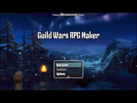 Fan recreates classic Guild Wars' Ascalon City in RPG Maker