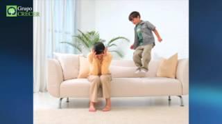 Problemas de Comportamiento e Hiperactividad | Creciendo en Familia | Grupo Crecer (1-4)
