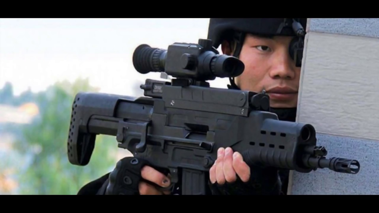 Chinese Laser Rifle Is The Latest And Most Modern Weapon To Date