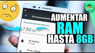 Como expandir la memoria ram de un android sin root