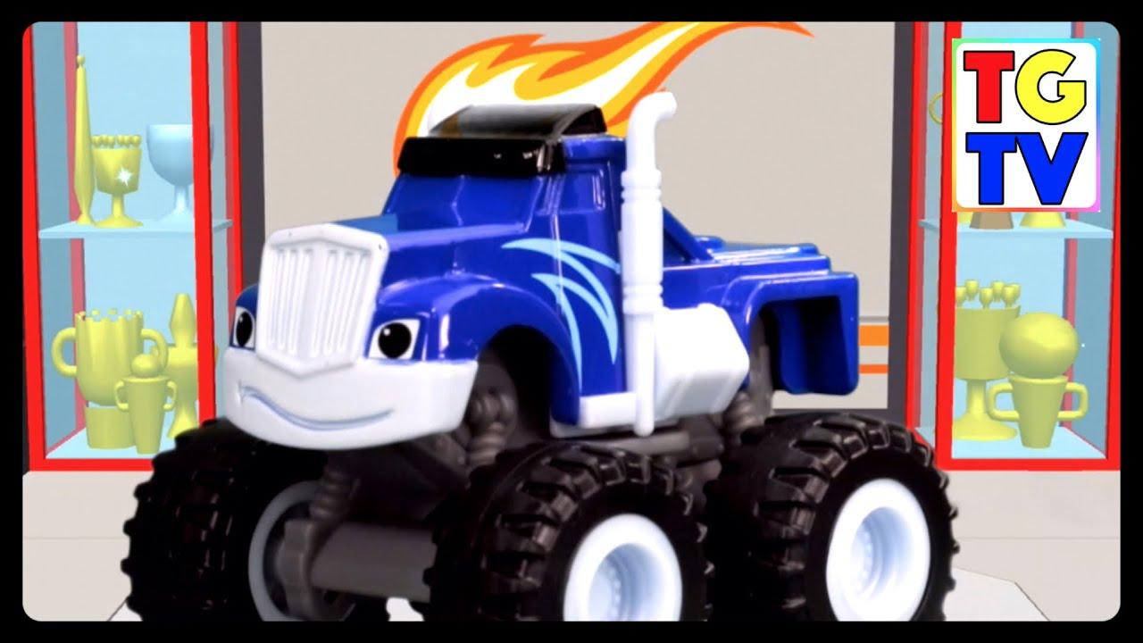 Blaze leksak