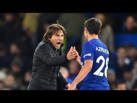 Antonio Conte says players not in form will be dropped for Chelsea