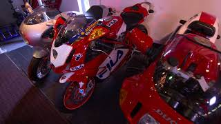 Barney Besal's Ducati Collection