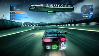 Blur Gameplay (Xbox 360)