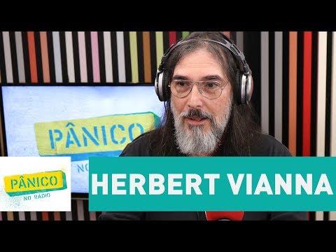 Em novo livro, Lobão pede perdão a Herbert Vianna; confira | Pânico
