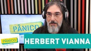 Em novo livro, Lobão pede perdão a Herbert Vianna; confira   Pânico YouTube Videos