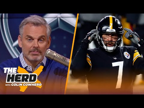 Steelers are asking too much of Big Ben, talks Patriots' loss to Rams — Colin | NFL | THE HERD