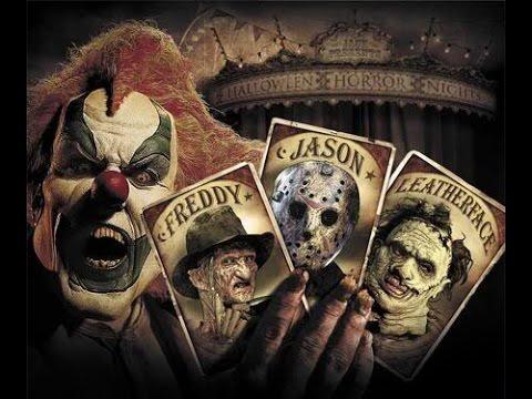 Halloween Horror Nights 25 Speculation #1 (HHN Orlando Survey ...