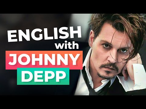 Learn English With Johnny Depp