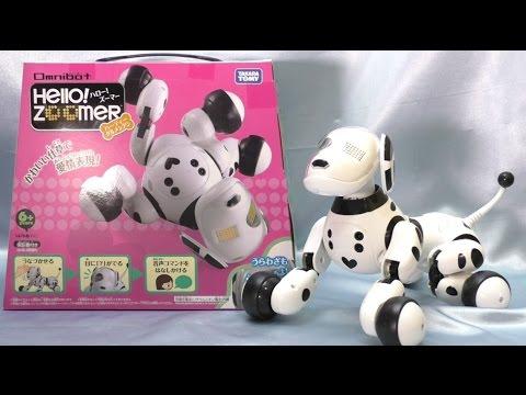 オムニボット Hello!Zoomer ハーティーダルメシアン Omnibot hearty Dalmatian