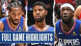 PELICANS at CLIPPERS | FULL GAME HIGHLIGHTS | November 24, 2019