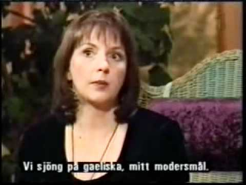 Moya Brennan Interview (1998)