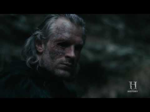 Vikings - Odin Visits Ragnar's Sons [Season 4B Official Scene] (4x16) [HD]