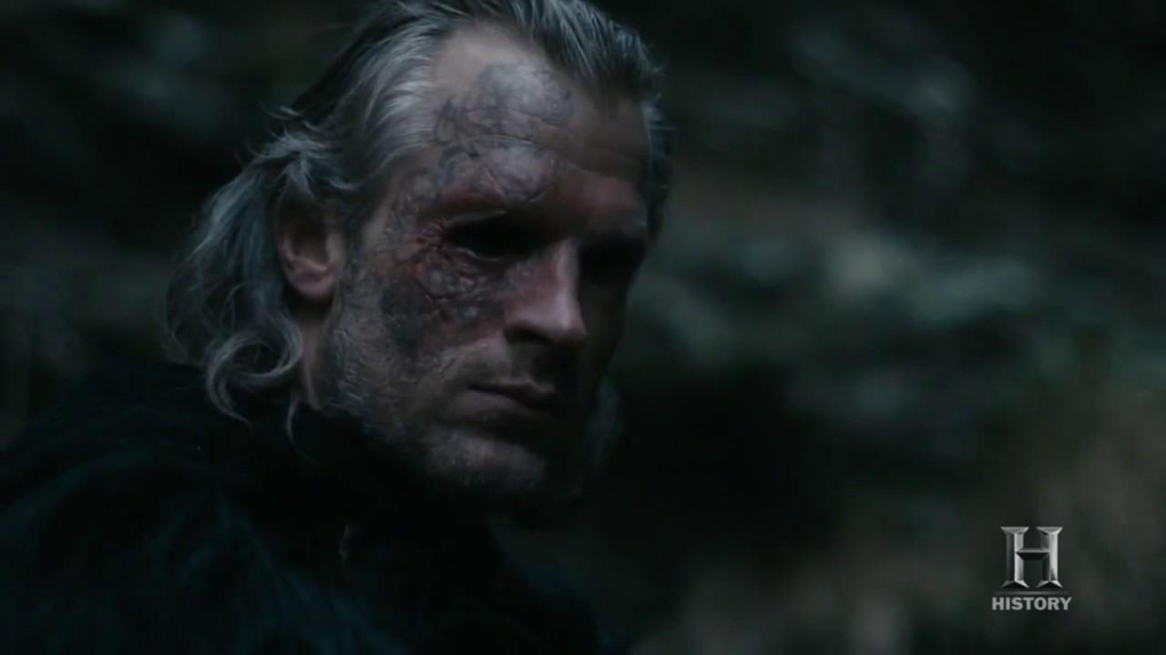 Vikings - Odin Visits Ragnar's Sons [Season 4B Official Scene ...